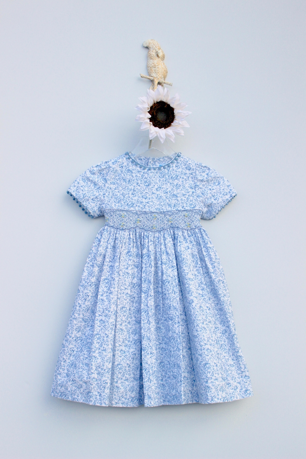 4c23242d8 Luli & Me Classic Smocked Dress from Florida by Warm Hearts Special ...