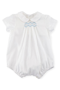 Luli & Me Embroidered Bubble Playsuit - Product List Image