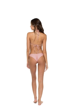 Luli Fama Grommet-Seamless Triangle Top - Alternate List Image