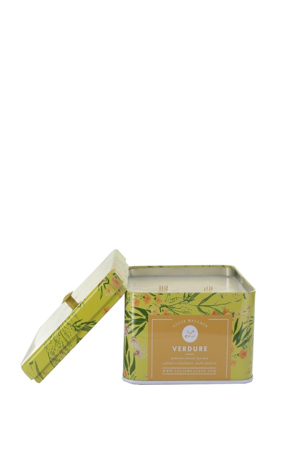 Lulie Wallace Verdure Soy Candle - Main Image