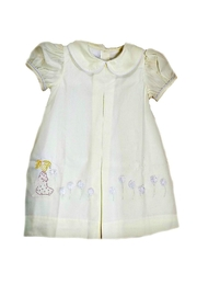 Lullaby Set Dandelion Embroidered Dress - Side cropped