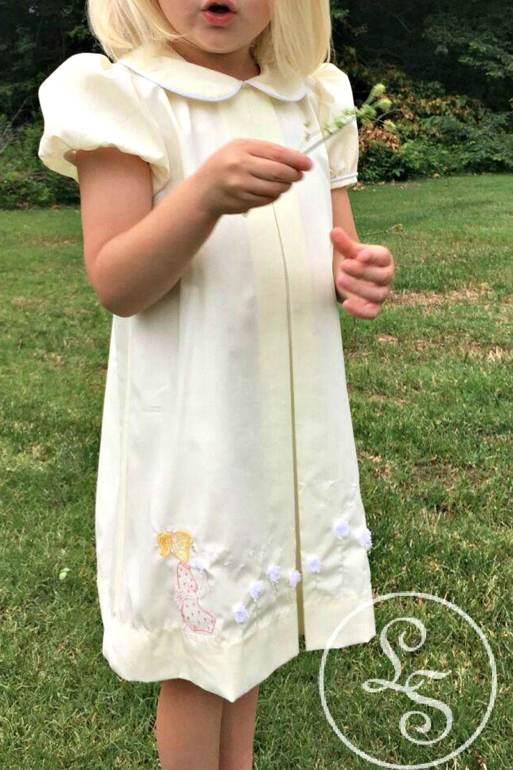 f9d5fff4c Lullaby Set Dandelion Embroidered Dress from South Carolina by The ...