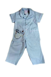 Lullaby Set The-Cow-Jumped-Over-The-Moon Loungewear - Front full body