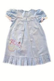 Lullaby Set The-Cow-Jumped-Over-The-Moon-Loungewear-Gown - Front cropped