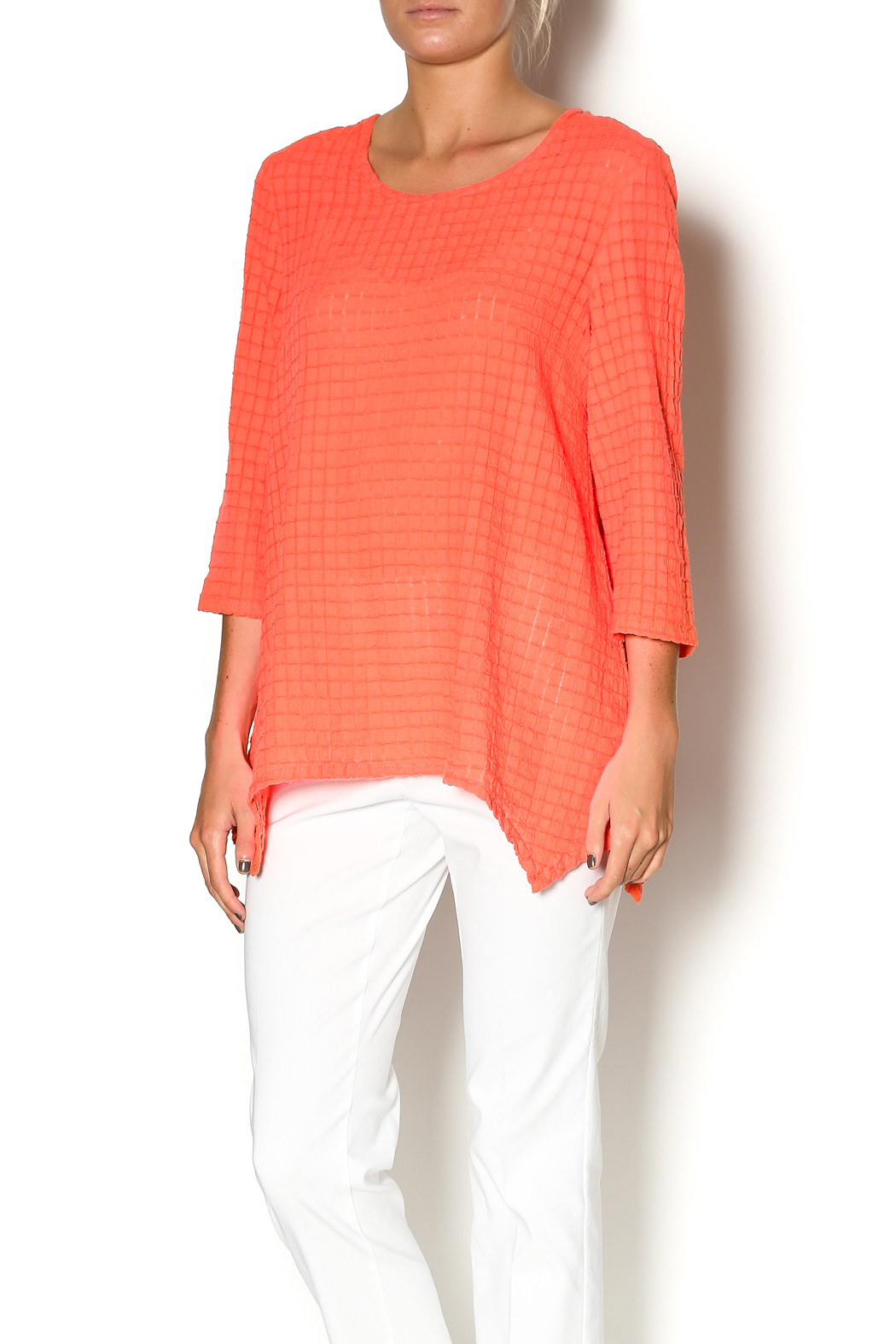 Lulu B Angled Tunic From Florida By Things You Like