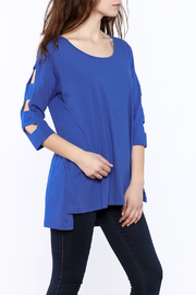 Lulu B Made The Cut Tunic - Product Mini Image
