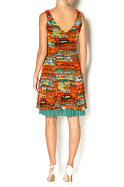 Lulu-H Layered Print Dress - Side cropped