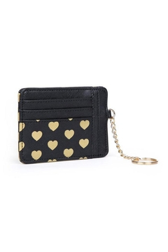 Urban Expressions Lulu Hearts Keychain - Product List Image