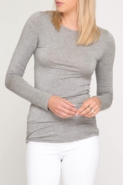 LuLu's Boutique Long Sleeve Crewneck - Product Mini Image
