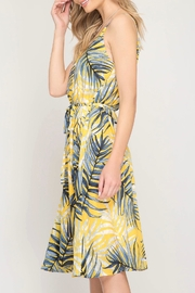 LuLu's Boutique Printed Dress - Side cropped