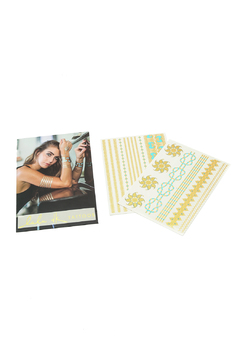 Shoptiques Product: Temporary Tattoos