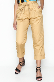 Lulumari Belted Trousers - Product Mini Image