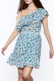 Shoptiques Product: One-Shoulder Floral Dress