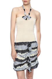 Lulumari Halter dress - Front cropped