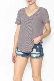 Lulumari Knit Top - Front cropped