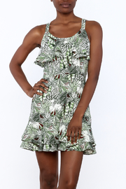 Shoptiques Product: Leaf Print Dress