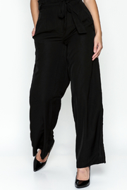 Lulumari Military Trouser - Front cropped