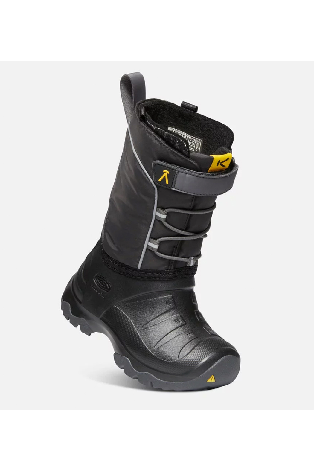 Keen Lumi Waterproof Winter Boot - Back Cropped Image