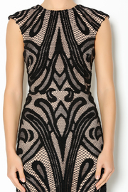 Lumiere Black Lace Dress - Other