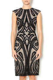 Lumiere Black Lace Dress - Product Mini Image
