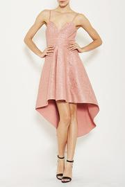 Lumiere Lumier Terracotta  Dress - Front cropped
