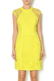 Lumiere Yellow Dress - Product Mini Image