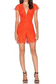 Lumier by Bariano Miss Mademoiselle Romper - Product Mini Image