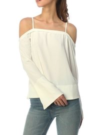 Lumiere Back Bow Top - Product Mini Image