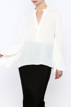Shoptiques Product: Flared Cuff Blouse