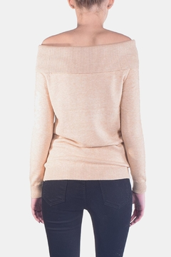 Lumiere Delicate Off-The-Sholder Sweater - Alternate List Image