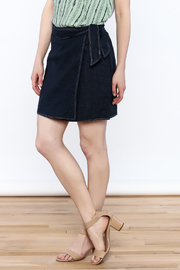 Lumiere Classic Denim Skirt - Product Mini Image