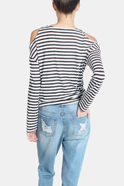Lumiere Cold Shoulder Shirt - Other