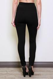 Lumiere High Off Life Pants - Back cropped