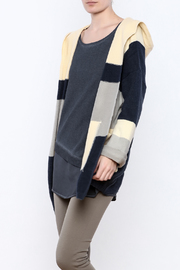 Shoptiques Product: Hooded Cardigan
