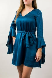 Lumiere Lumier Dress Teal - Product Mini Image