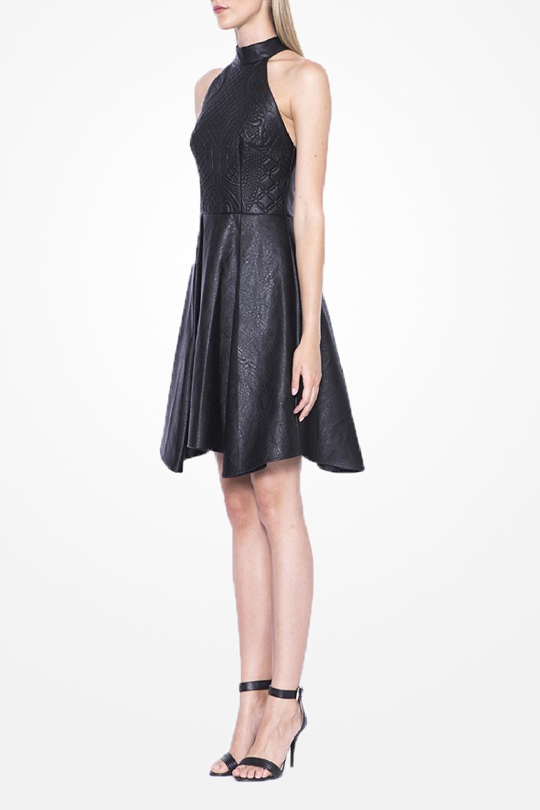 Lumiere Lumier Halter Dress - Front Full Image