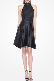 Lumiere Lumier Halter Dress - Front cropped