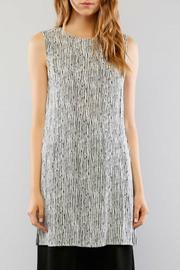 Lumiere Show Some Skin Tunic - Front cropped