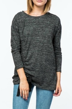 Lumiere Side Bow Sweater - Product List Image