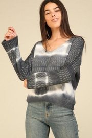 Lumiere Tie Dye Sweater - Product Mini Image