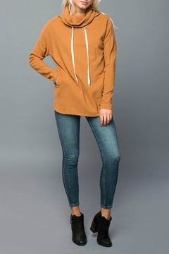 Lumiere Turtle Neck Top - Product List Image