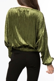 Lumiere Velvet Top - Side cropped