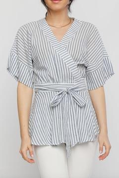 Lumiere Wrap Front Poplin - Product List Image