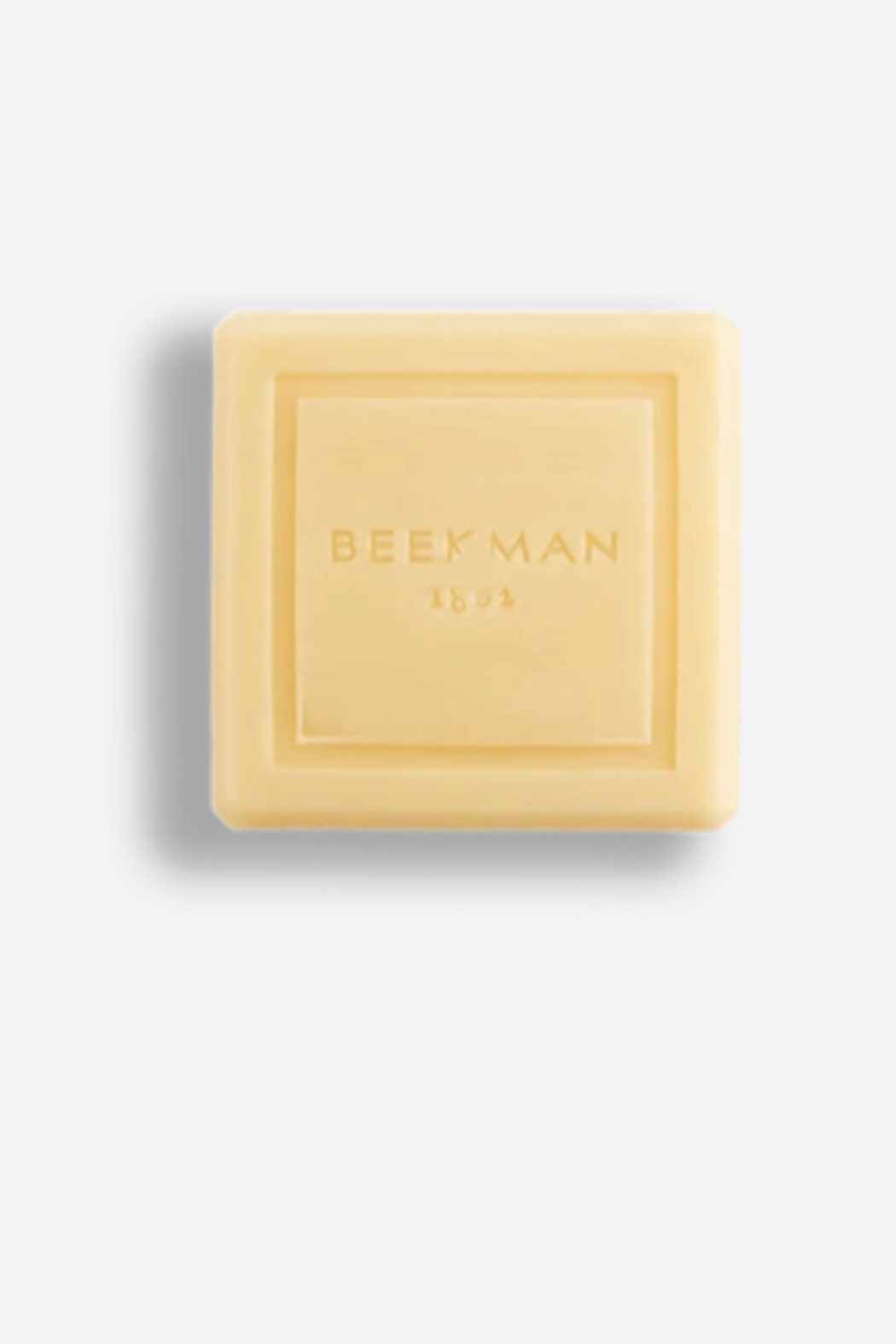 Beekman 1802 Lump of Gold Goat Milk Soap - Front Full Image
