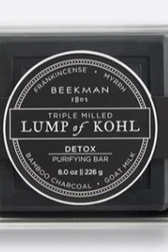 Beekman 1802 Lump of Kohl Soap Bar - Product List Image