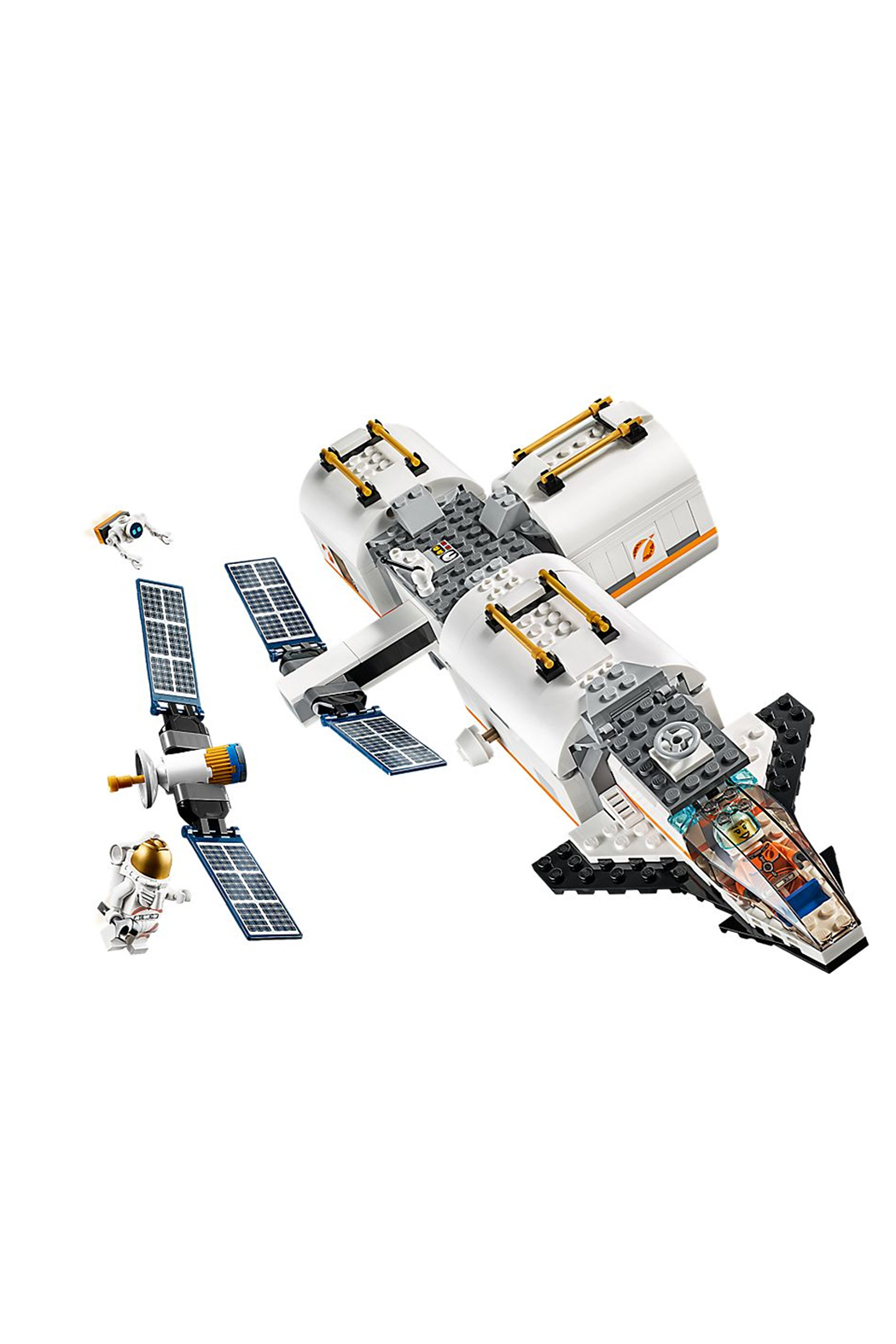 LEGO Luna Space Station - Back Cropped Image