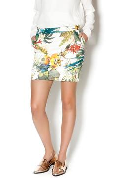 LUNA Tropical Mid Thigh Skirt - Product List Image
