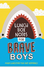 Barbour  Lunch Box Notes for Brave Boys - Product Mini Image