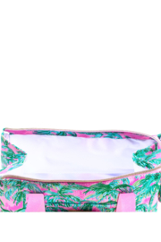 Lilly Pulitzer Lunch Cooler - Front full body