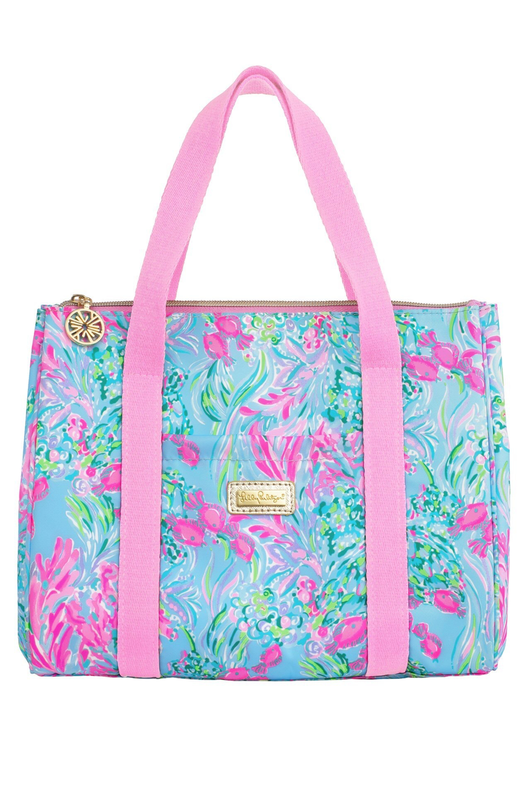 Lilly Pulitzer Lunch Cooler - Front Cropped Image